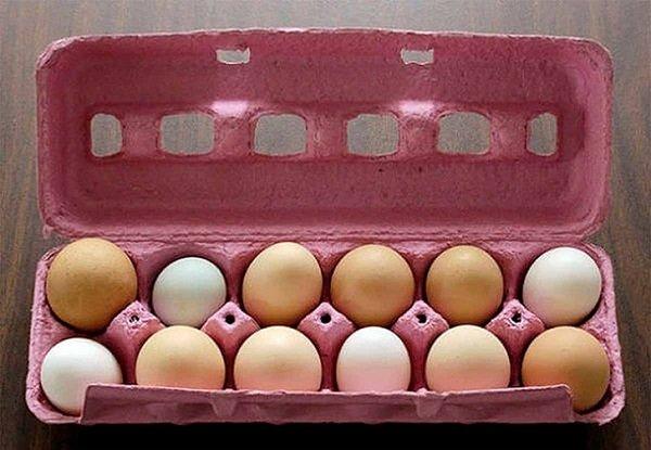 лоток яиц