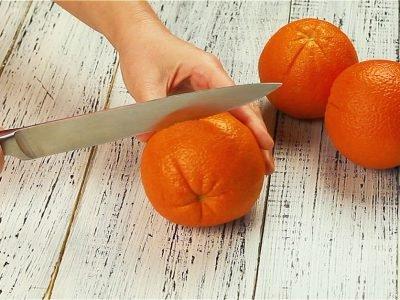 3 способа почистить апельсин