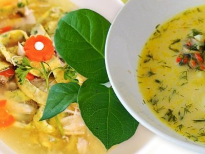 5 рецептов супов
