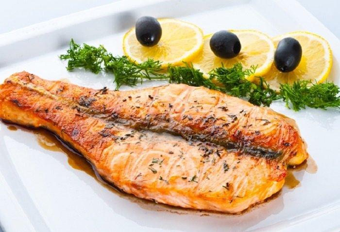 7 постных блюд, рыба по-сицилийски