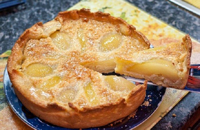 7 постных блюд, медово-грушевый пирог
