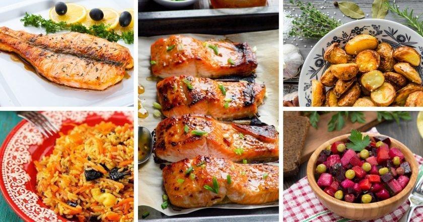 7 постных блюд