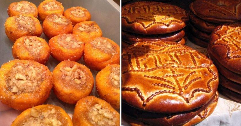 Национальные армянские десерты