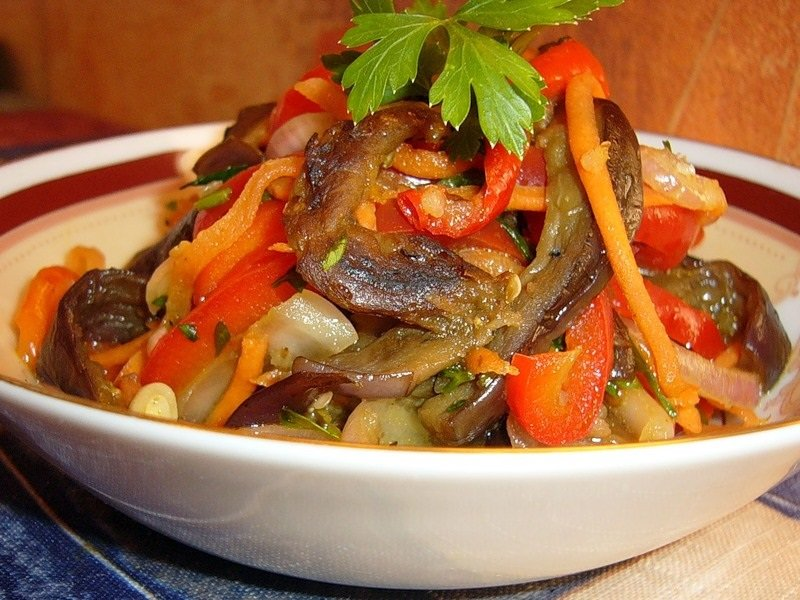 маринованные овощи похудение