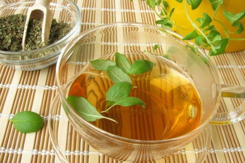 majoránkový čaj