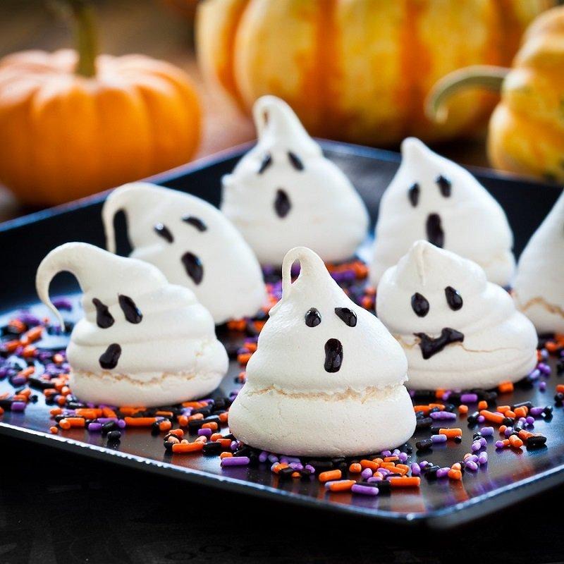 Halloweenowe dania
