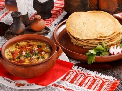 Блюда Беларуси