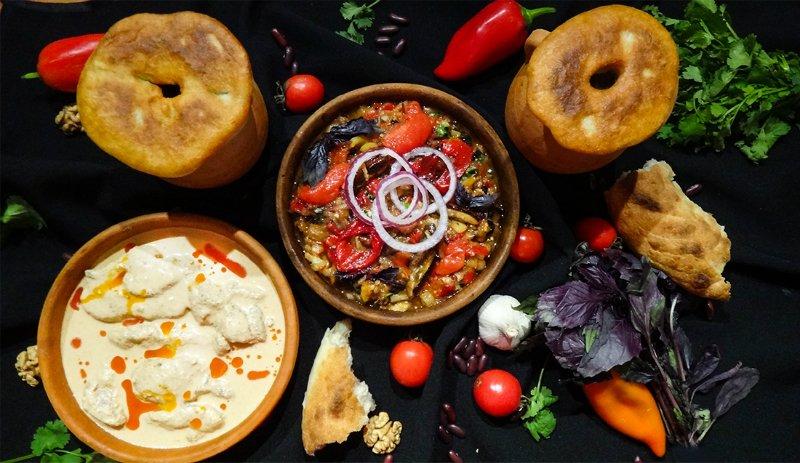 грузинская кухня рецепты с фото холодные закуски