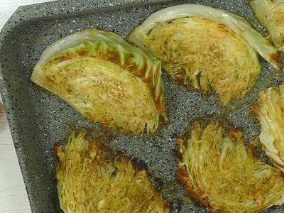 Блюда из молодого картофеля и капусты