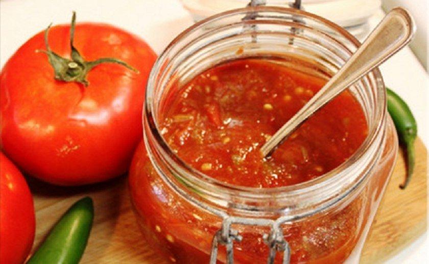 долма из томатов
