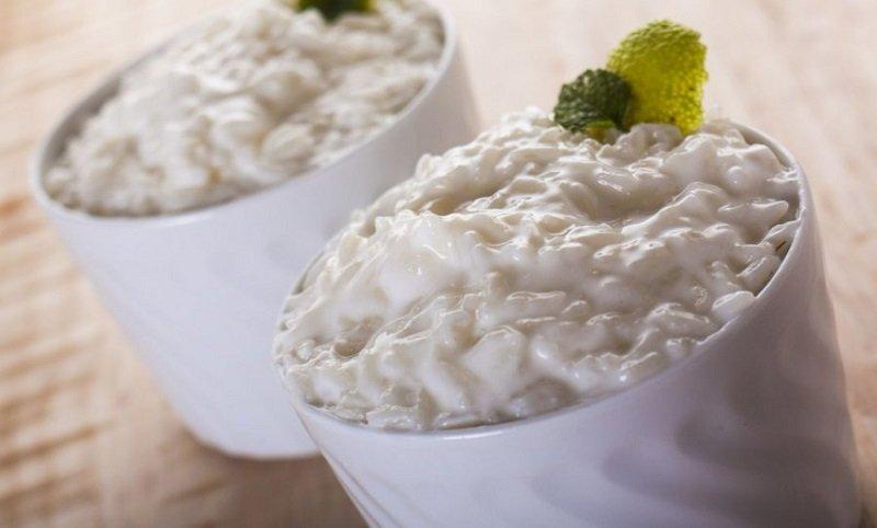 блюда из белого риса