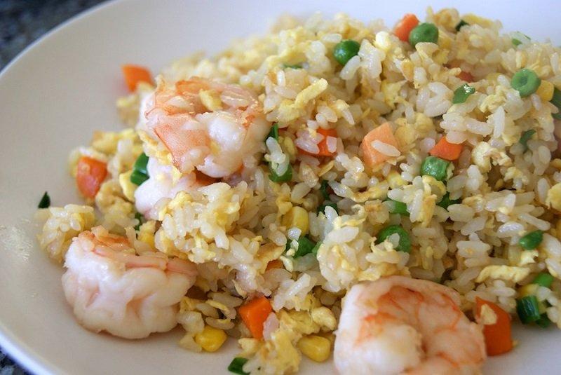азиатские блюда из риса