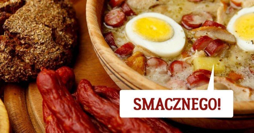 польская кухня
