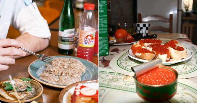 Блюдо с соевым соусом в духовке