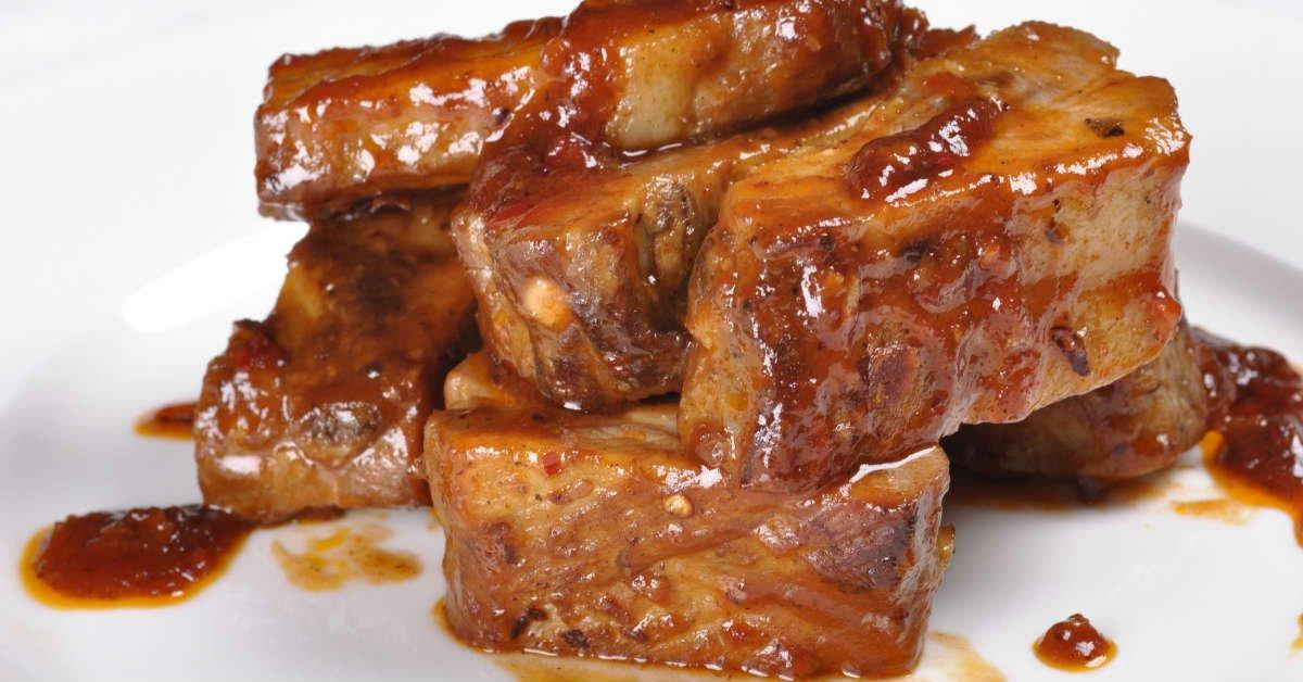 простые блюда с мёдом