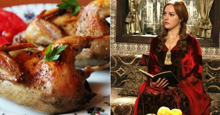Блюда султана