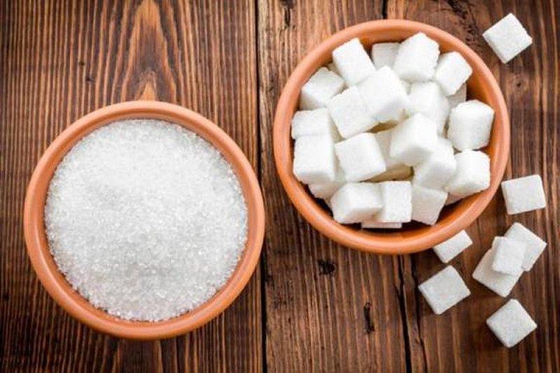 zastrzyk soli cukru