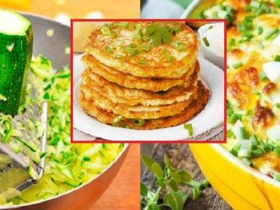 Бюджетные блюда из кабачков