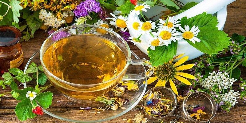 чай смородиновый