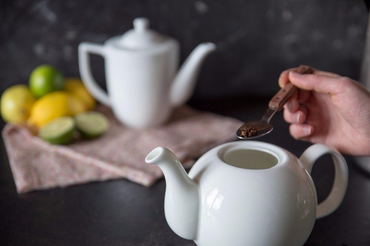 цитрусовый чай от простуды