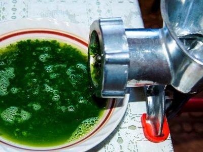 Чай с алоэ для похудения