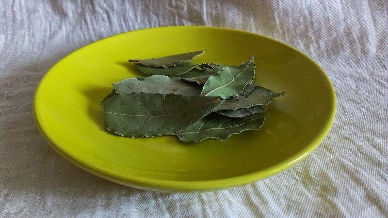 bobkový list na chudnutie