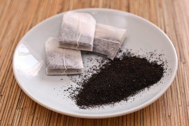 чай в пакетиках вред