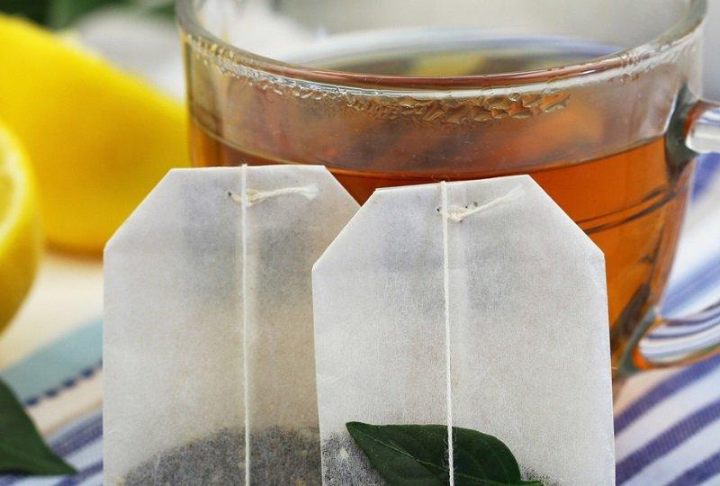 чай в пакетиках из чего делают