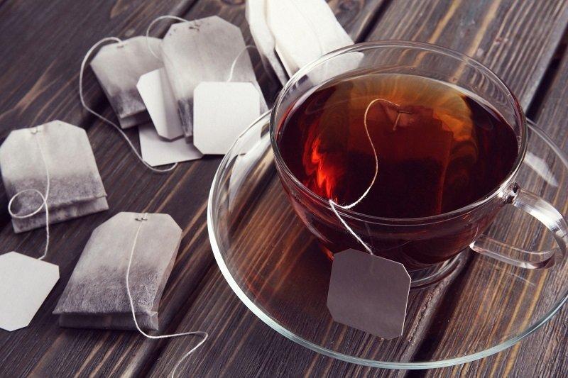 пакетированный чай опасен для здоровья людей