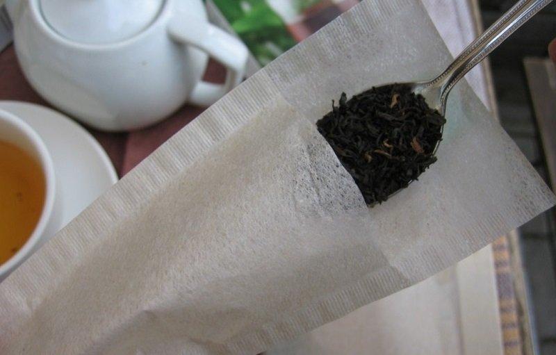 пакетированный чай