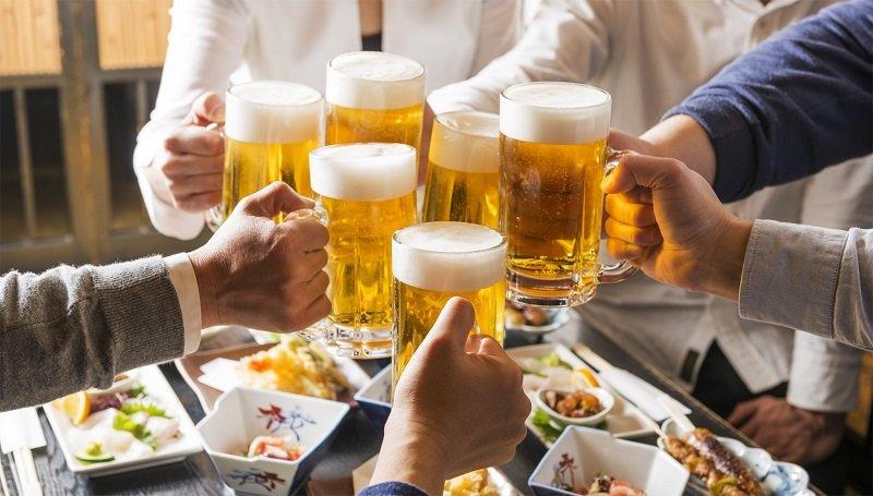 выпивка и еда