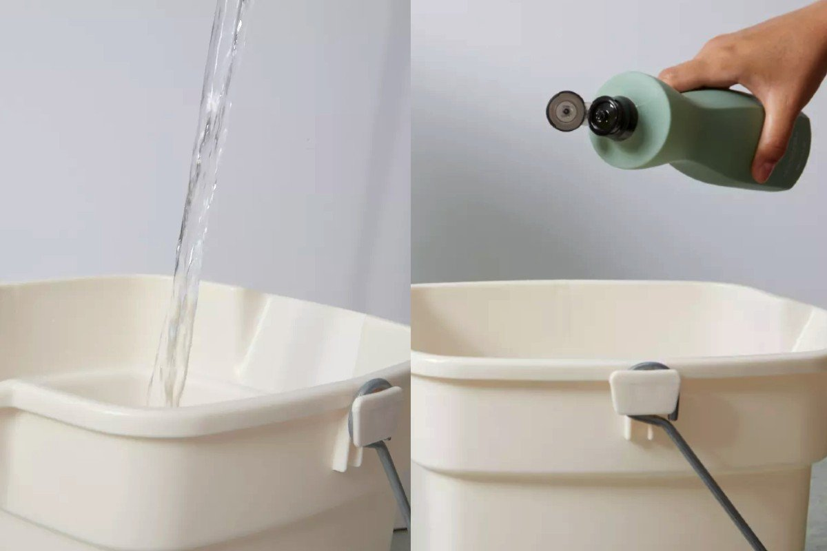 Как отмыть линолеум и чем не стоит пользоваться