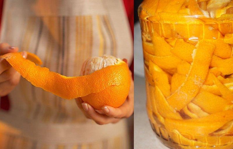апельсинова цедра