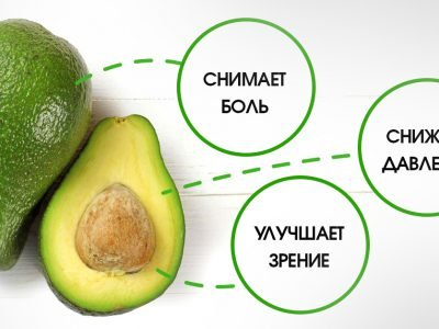 Чем полезен авокадо