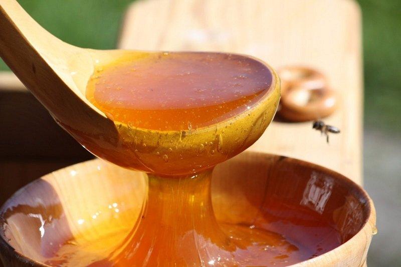 сколько есть мёда