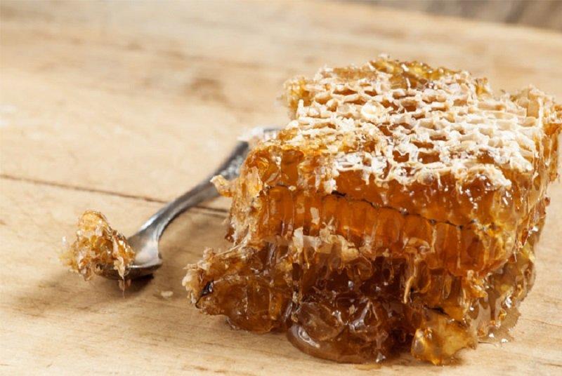 как есть мёд