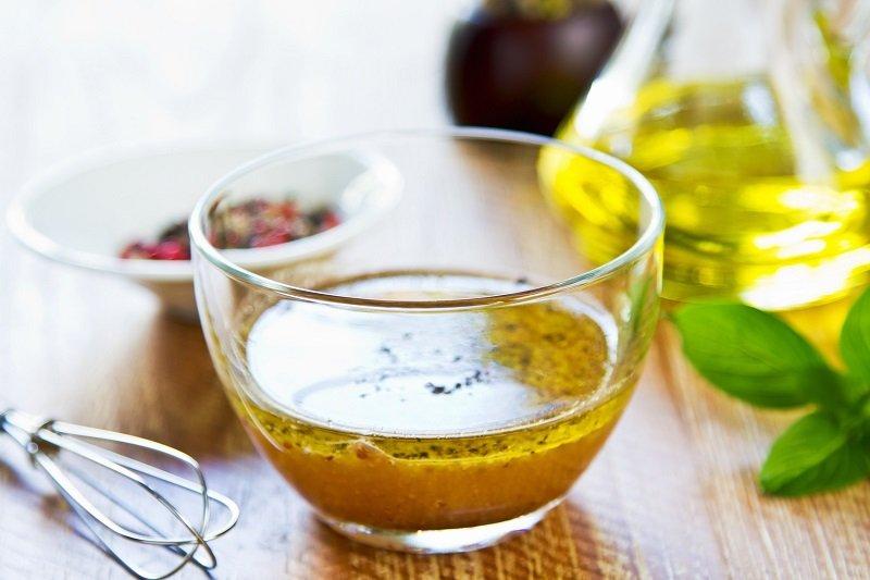соусы для салатов рецепты