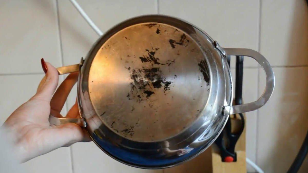Чистка кастрюль: как выварить до блеска по рецепту из 90-х