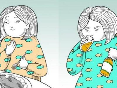Что делать, если в горле застряла кость