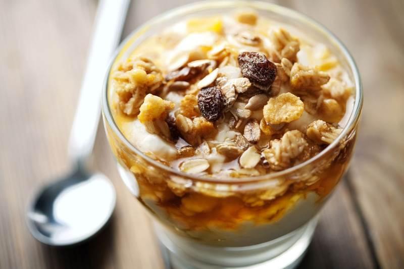 что можно есть на завтрак для похудения