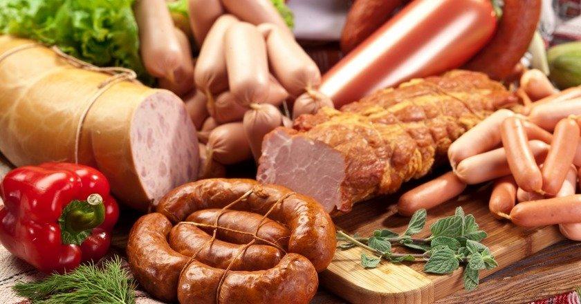 из чего делают колбасу