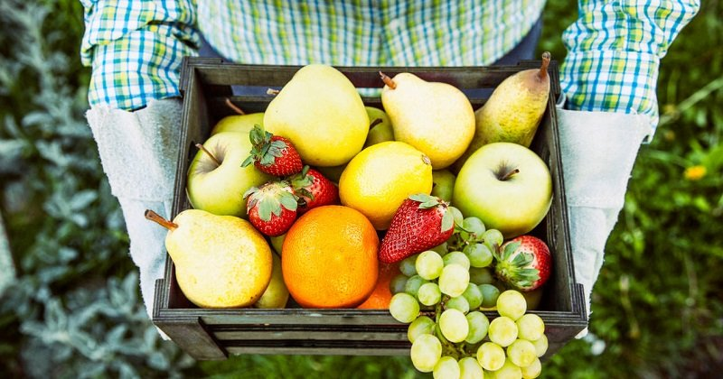 есть фрукты