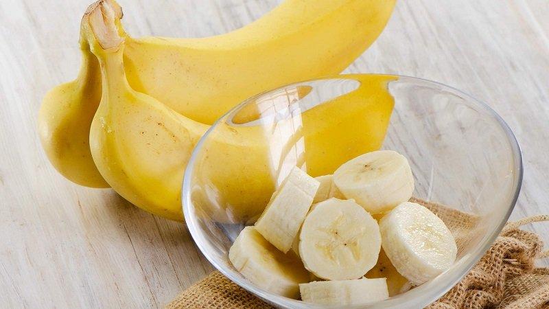 бананы натощак вредно