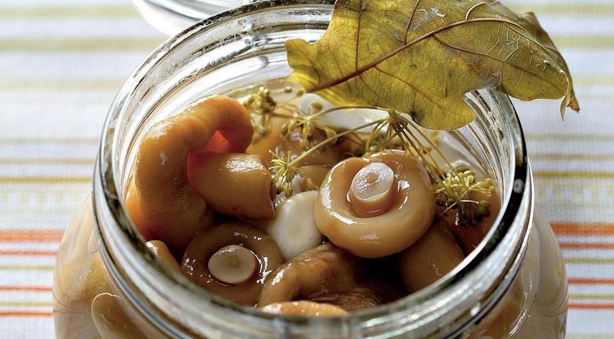 Сезонные продукты ноября