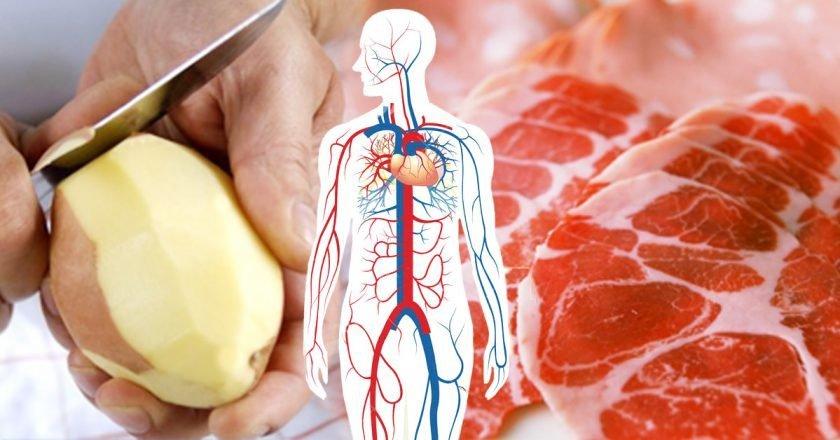 продукты которые вредят сердцу фото