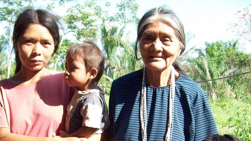 племя долгожителей