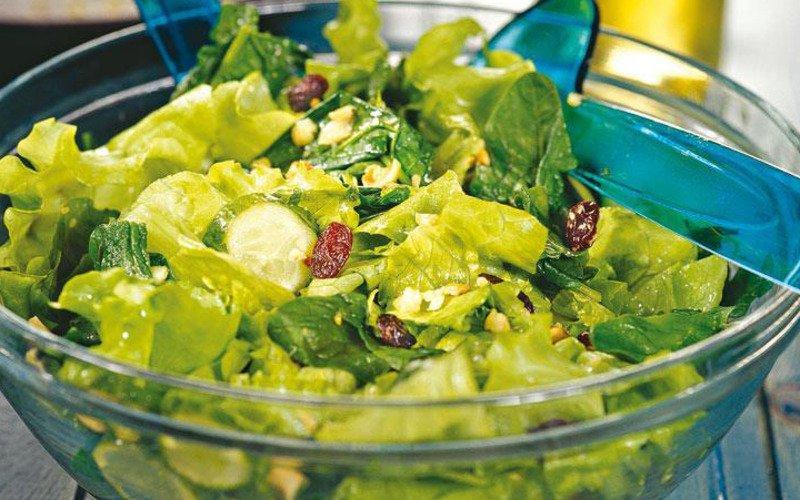 делаете салаты из листьев салата рецепты с фото друзей
