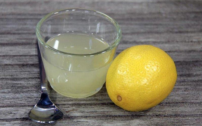 лимонный сок в кулинарии