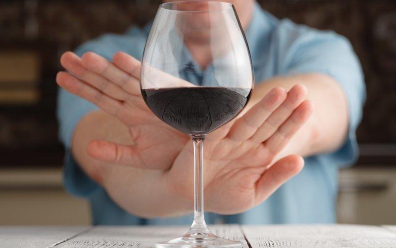 алкоголь на диете