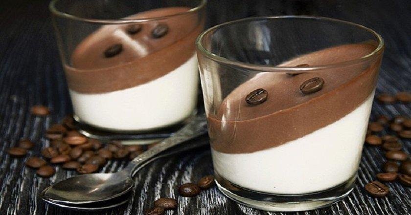 Десерт «День і ніч» - готуємо з покроковими фото